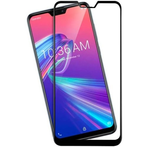 Asus ZenFone Max Pro M2 Tempered Glass Black High Quality 6D 1