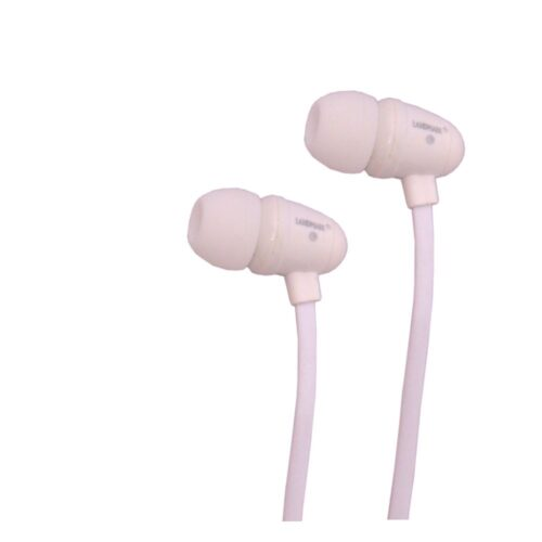 TIGERIFY TLM-175TEB Universal Earphones Headphones Headset 3.5mm jack with Mic (White) 3