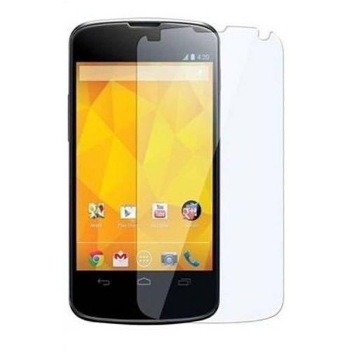 LG Nexus 4 Tempered Glass 0.3mm Plain Transparent 1