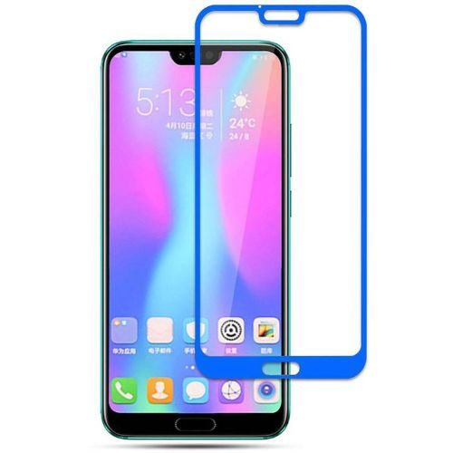 Honor 10 Tempered Glass Blue High Quality 1