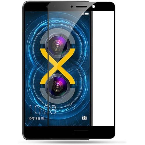 Honor 6X Tempered Glass Black High Quality 1