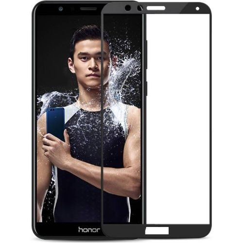 Honor 7X Tempered Glass Black High Quality 1