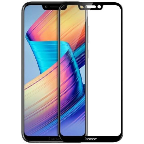 Huawei Honor Play Tempered Glass Black High Quality 1