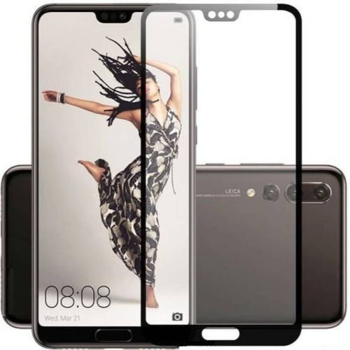 Huawei Honor P20 Pro Tempered Glass Black High Quality 1