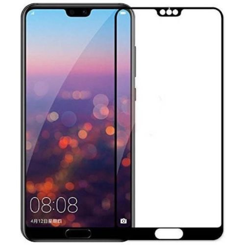 Huawei P20 Pro Tempered Glass Black High Quality 1