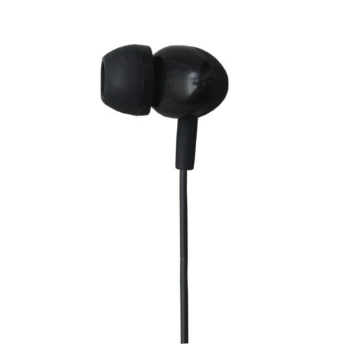 TIGERIFY TCR-27 In-Ear Stereo Headphone Earphones Headset 3.5mm jack with mic (Black) 2
