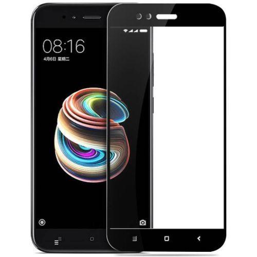 Xiaomi Mi A1 Tempered Glass Black High Quality 1