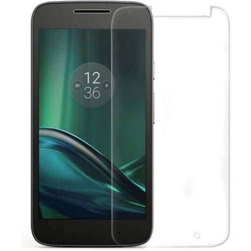 Motorola Moto G4 Play Tempered Glass 0.3mm Plain Transparent 1
