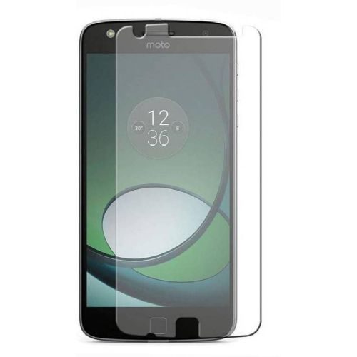Moto Z Play Tempered Glass 0.3mm Plain Transparent 1