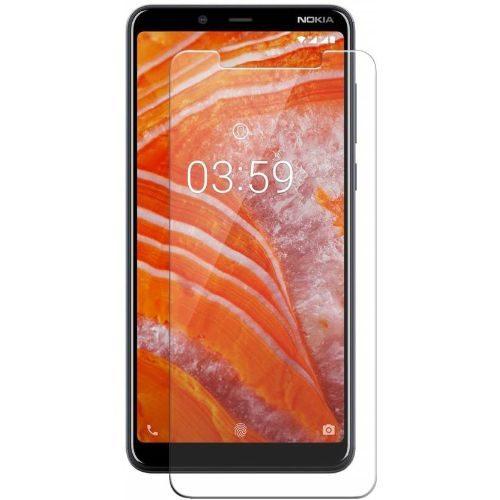 Nokia 3.1 Plus Tempered Glass 0.3mm Plain Transparent 1