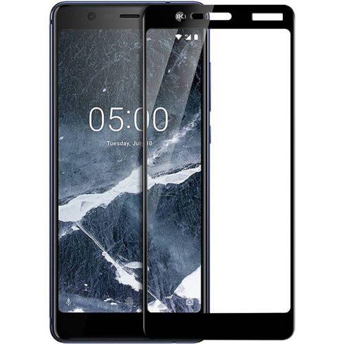 Nokia 5.1 2018 Tempered Glass Black High Quality 1
