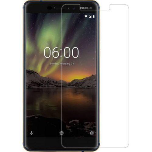 Nokia 6.1 Tempered Glass 0.3mm Plain Transparent 1