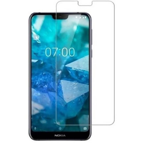 Nokia 7.1 Tempered Glass 0.3mm Plain Transparent 1