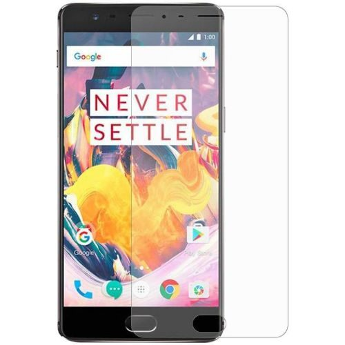 OnePlus 3T Tempered Glass 0.3mm Plain Transparent 1