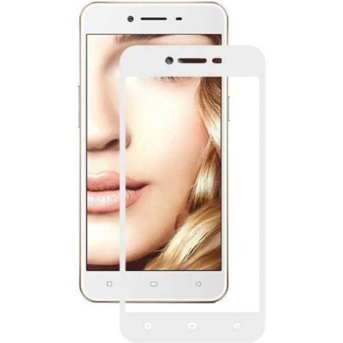 Oppo A37 Tempered Glass White High Quality 1