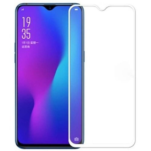 Realme 2 Pro Tempered Glass White High Quality 1