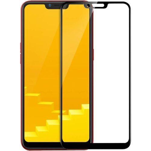 Realme C1 2019 Tempered Glass Black High Quality 1