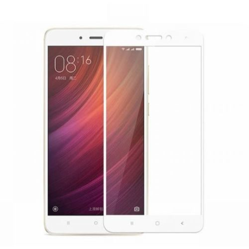 Redmi Note 4 Tempered Glass White High Quality 1