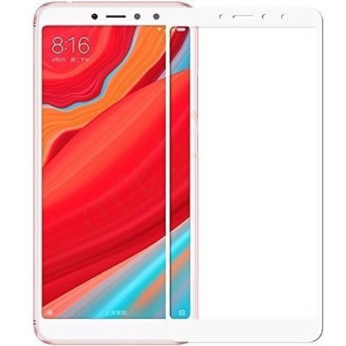 Mi Redmi Y2 Tempered Glass White High Quality 1
