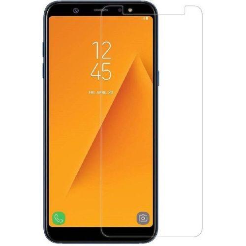 Samsung Galaxy A6 Tempered Glass 0.3mm Plain Transparent 1