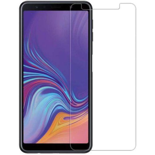 Samsung Galaxy A9 2018 Tempered Glass 0.3mm Plain Transparent 1
