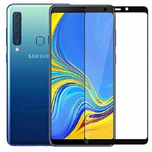 Samsung Galaxy A9 Star Tempered Glass Black High Quality 1