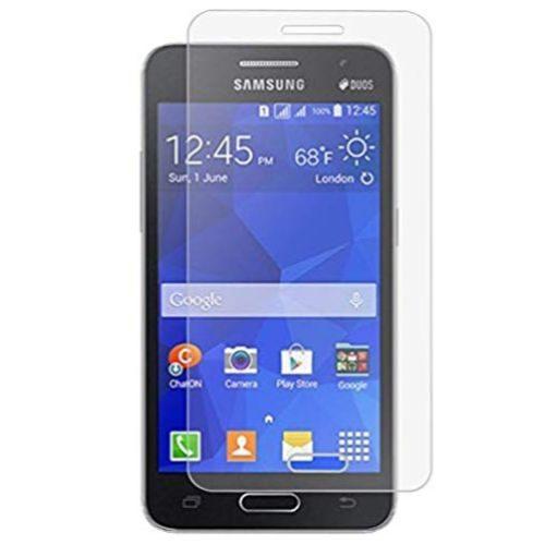 Samsung Galaxy Core 2 Tempered Glass 0.3mm Plain Transparent 1