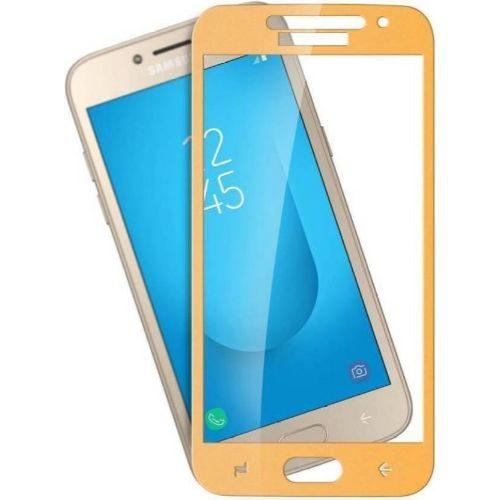 Samsung Galaxy J2 PRO Tempered Glass Gold High Quality 1