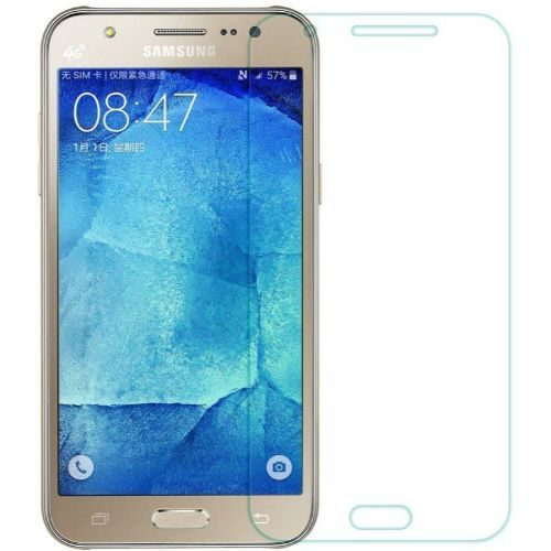 Samsung Galaxy J5 2015 Tempered Glass 0.3mm Plain Transparent 1
