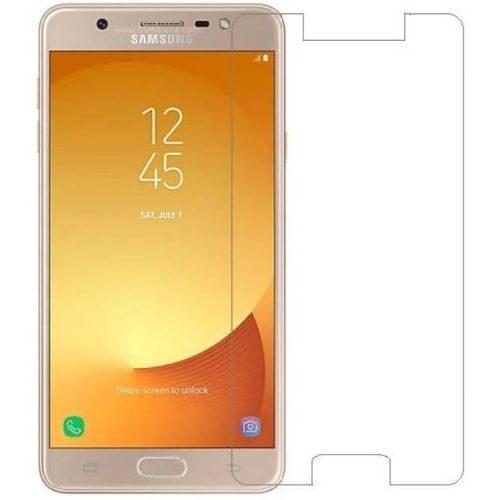 Samsung Galaxy J7 MAX Tempered Glass 0.3mm Plain Transparent 1