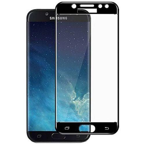 Samsung Galaxy J7 Pro Tempered Glass Black High Quality 5D 1