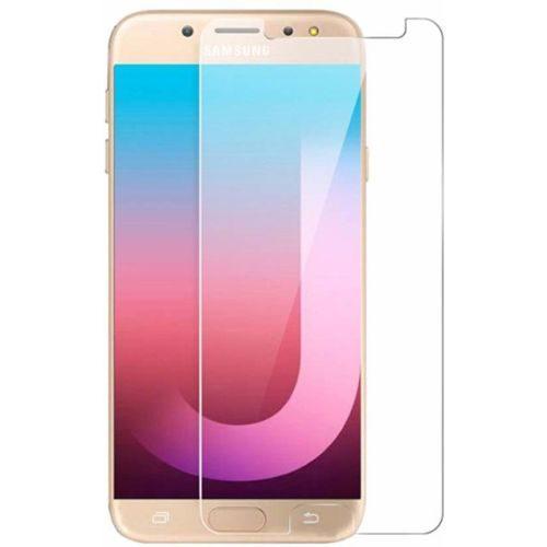 Samsung Galaxy J7 Pro Tempered Glass 0.3mm Plain Transparent 1