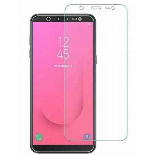Samsung Galaxy On8 2018 Tempered Glass 0.3mm Plain Transparent 1