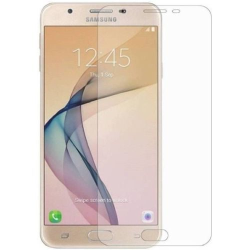 Samsung Galaxy On Nxt Tempered Glass 0.3mm Plain Transparent 1