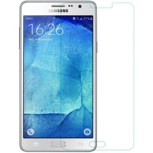 Samsung Galaxy On5 Pro Tempered Glass 0.3mm Plain Transparent 1