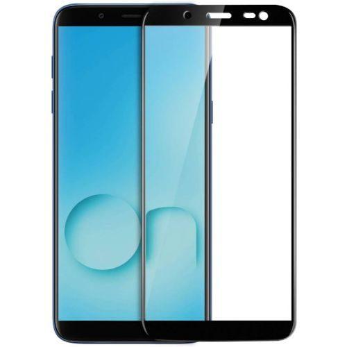 Samsung Galaxy On6 Tempered Glass Black High Quality 1