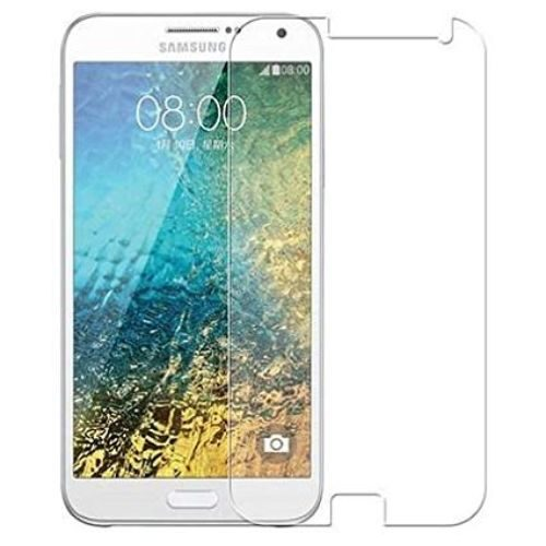 Samsung Galaxy E7 Tempered Glass 0.3mm Plain Transparent 1
