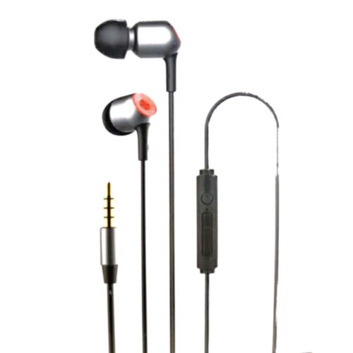 TIGERIFY TM12 Stereo Sound Earphones Headphones Headset 3.5mm jack with mic  for Xiaomi Mi Redmi 1