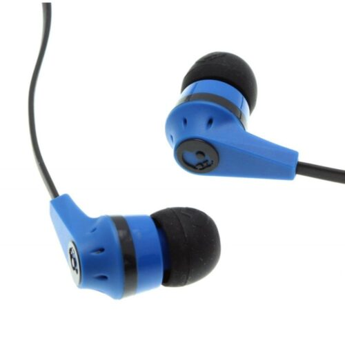 Tigerify candy Ink'd Headset Headphones Earphones OG 3.5mm Jack with mic (Blue) 2