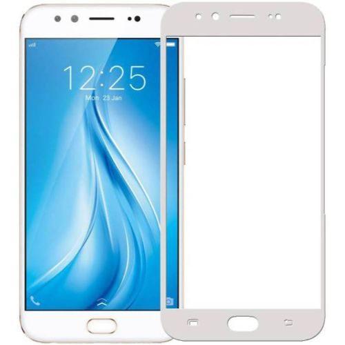 Vivo V5S Tempered Glass White High Quality 1