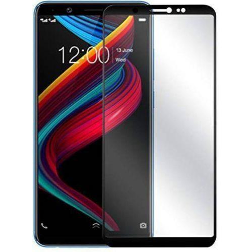 Vivo Z10 Tempered Glass Black High Quality 1