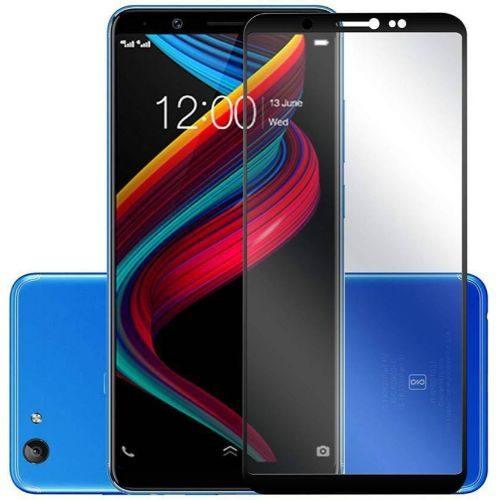 Vivo Z10 Tempered Glass Black High Quality 6D 1