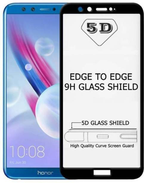 Honor 9 Lite Tempered Glass Black High Quality 5D 2