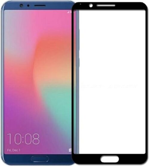 Honor View 10 Tempered Glass Black High Quality 2