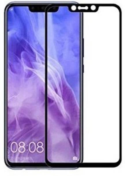 Huawei Nova 3 Tempered Glass Black High Quality 6D 2