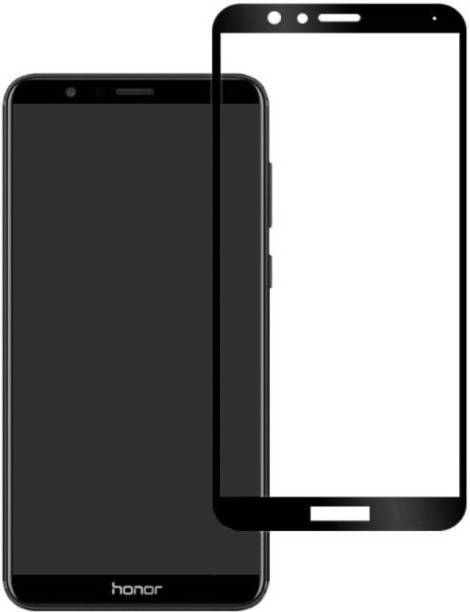 Honor 7X Tempered Glass Black High Quality 2
