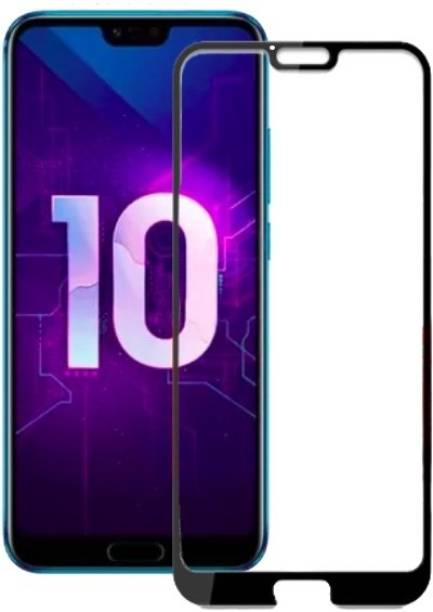 Honor 10 Tempered Glass Black High Quality 6D 3