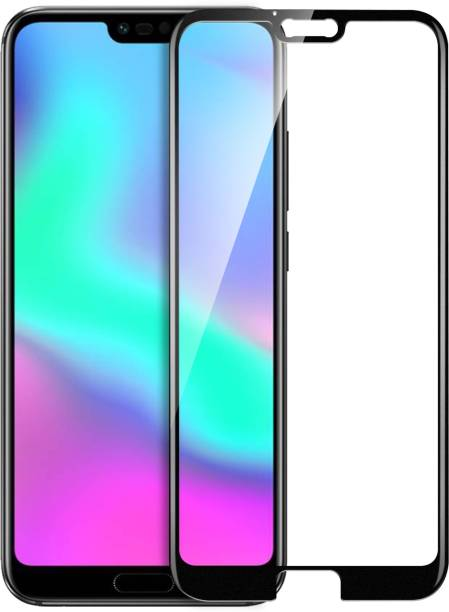 Huawei Honor 10 Tempered Glass Black High Quality 2