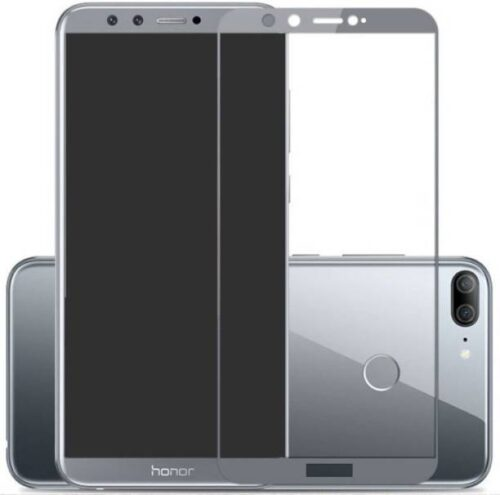 Honor 9 Lite Tempered Glass Grey High Quality 9H 2