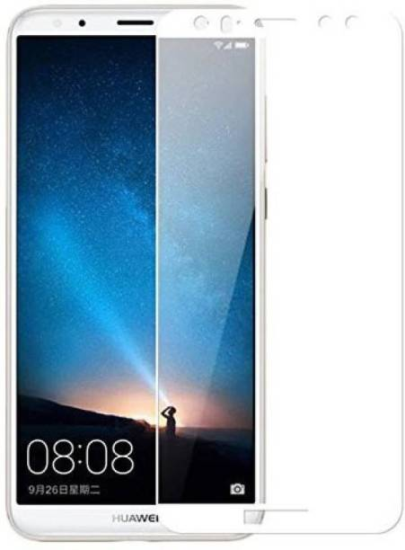 Honor 9i Tempered Glass White High Quality 6D 2